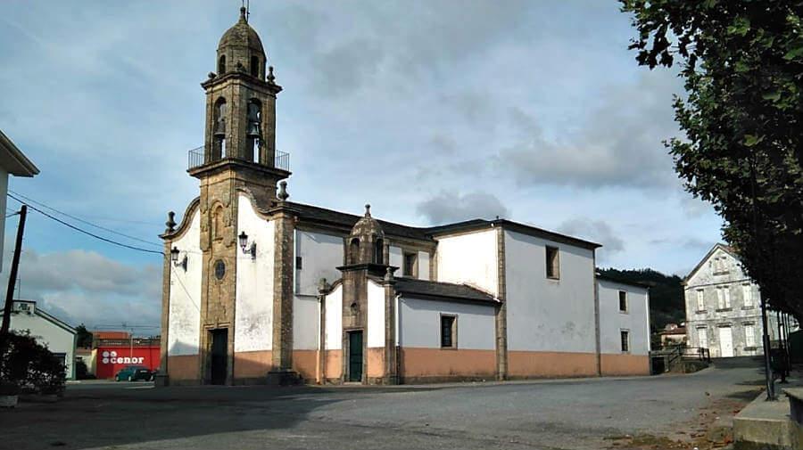 Iglesia de Santa María, Neda - Camino Inglés :: Guía del Camino de Santiago