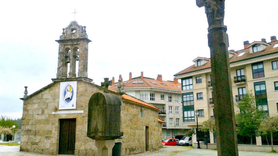 O MIlladoiro, Ames, La Coruña :: Albergues del Camino de Santiago