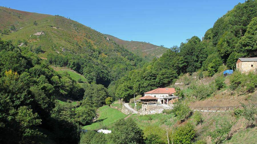 Peñaseita, Asturias - Camino Primitivo :: Guía del Camino de Santiago
