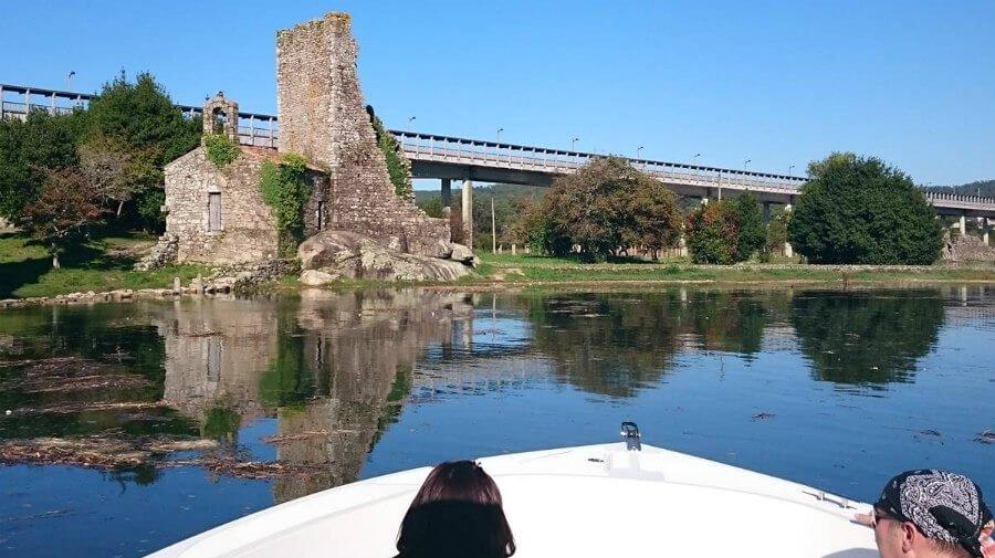 Por la ría de Arousa, camino de Pontecesures - Variante Espiritual del Camino Portugués :: Guía del Camino de Santiago
