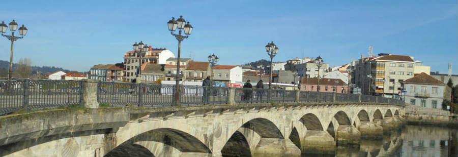 Puente Burgo, Pontevedra - Camino Portugués :: Guía del Camino de Santiago
