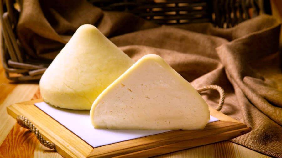Queso de tetilla gallego :: Gastronomía en el Camino de Santiago