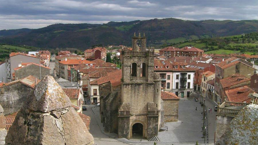 Salas, Asturias - Camino Primitivo :: Guía del Camino de Santiago