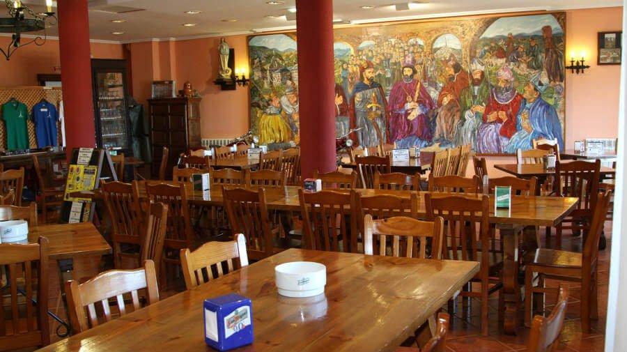 Albergue El Convento de Foncebadón, León - Camino Francés :: Albergues del Camino de Santiago