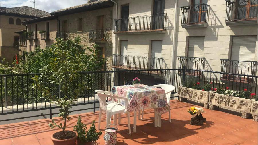 Albergue Estrella Guía, Puente la Reina, Navarra - Camino Francés :: Albergues del Camino de Santiago