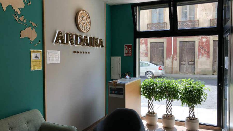Albergue Hostel Andaina, Sarria, Lugo - Camino Francés :: Albergues del Camino de Santiago