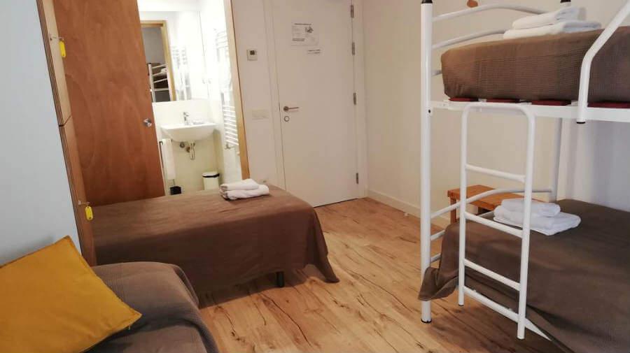 Albergue Hostel Punto B, Belorado, Burgos - Camino Francés :: Albergues del Camino de Santiago