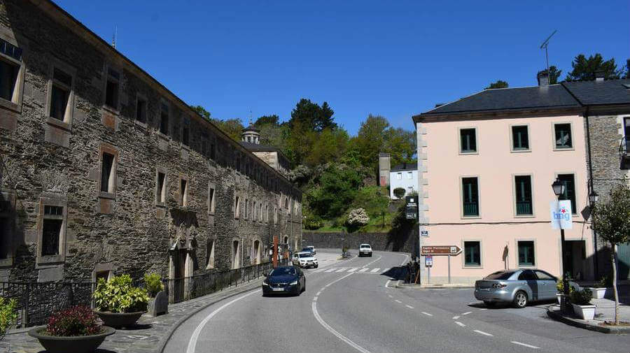 Albergue Tras do Convento, Samos, Lugo - Camino Francés :: Albergues del Camino de Santiago