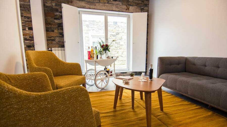 Casa Adro, Furelos, La Coruña - Camino Francés :: Alojamientos del Camino de Santiago