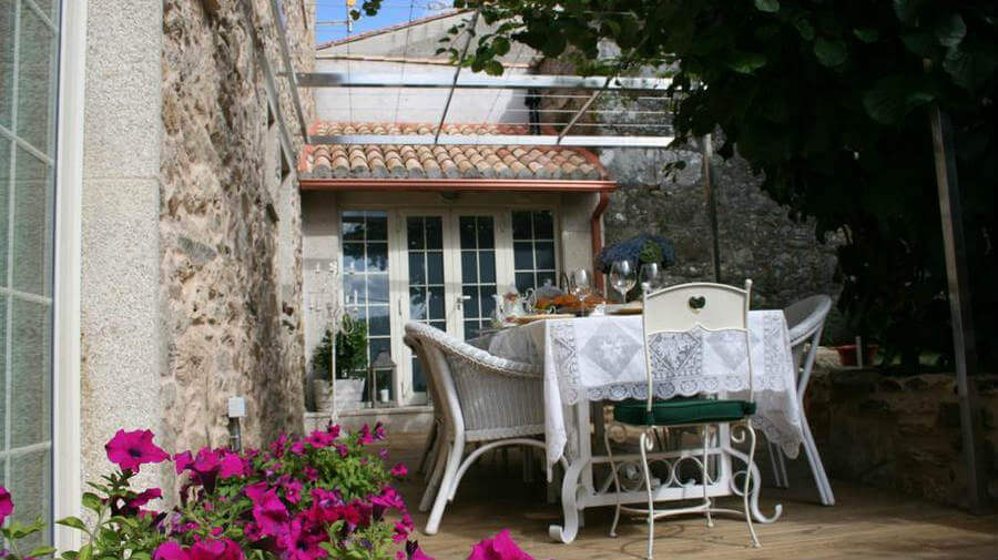 Casas Leopoldo, Palas de Rei, Lugo - Camino Francés :: Alojamientos del Camino de Santiago