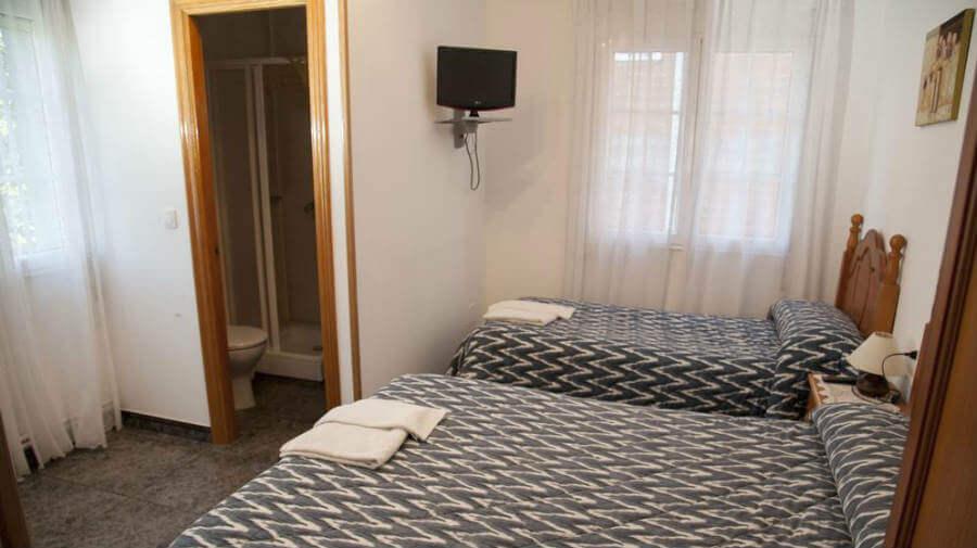 Casa Olga, Triacastela, Lugo - Camino Francés :: Alojamientos del Camino de Santiago