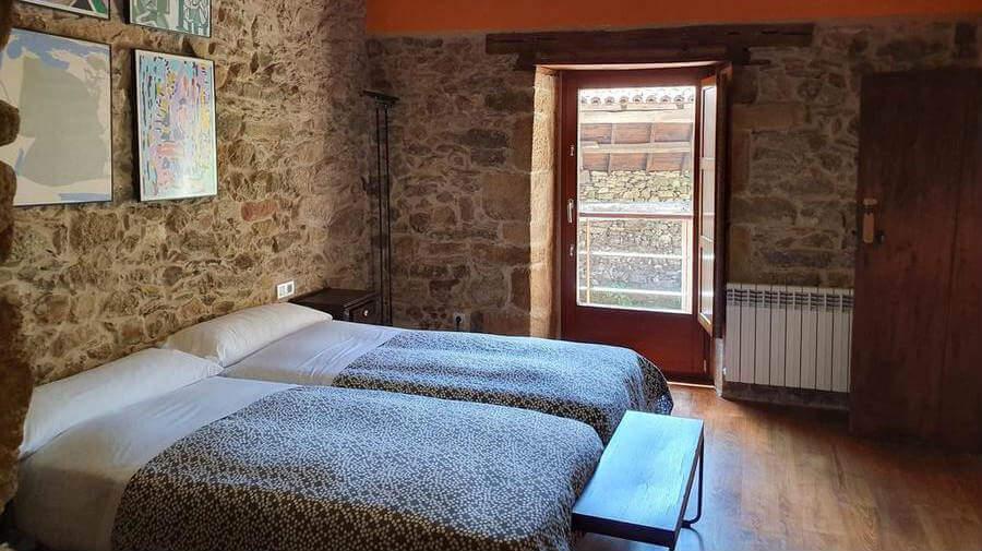 Casa Rectoral de Lestedo, Lugo - Camino Francés :: Alojamientos del Camino de Santiago