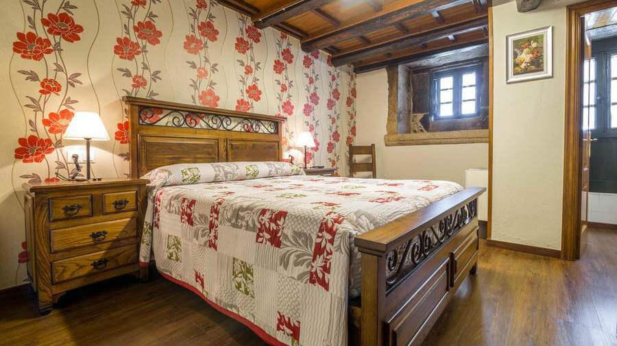 Casa de los Somoza, O Coto, Lugo - Camino Francés :: Alojamientos del Camino de Santiago