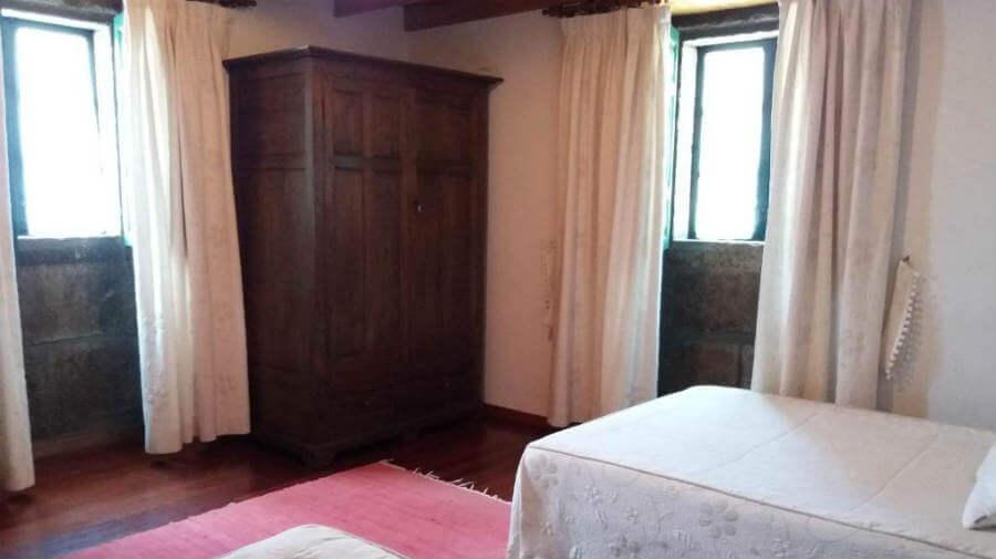 Casa rural Casanova de Rente, Barbadelo, Lugo - Camino Francés :: Alojamientos del Camino de Santiago