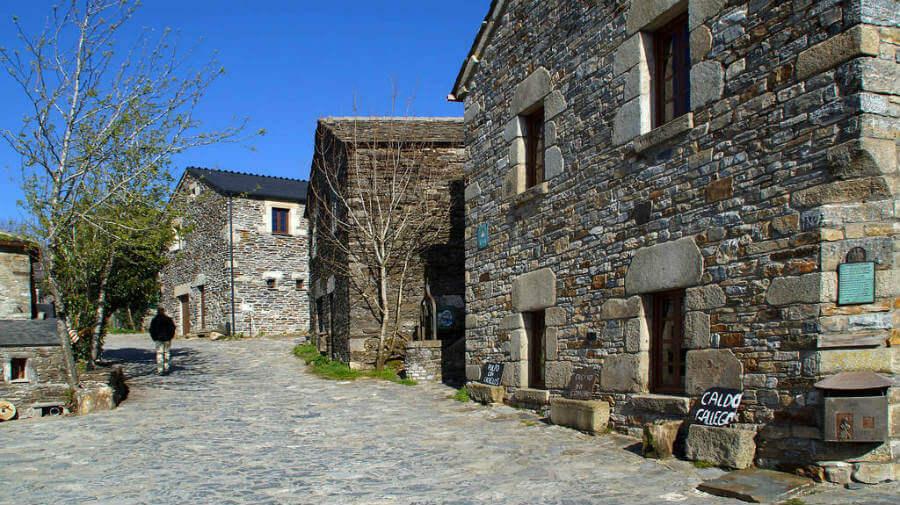 Casa rural Venta Celta, O Cebreiro, Lugo - Camino Francés :: Alojamientos del Camino de Santiago