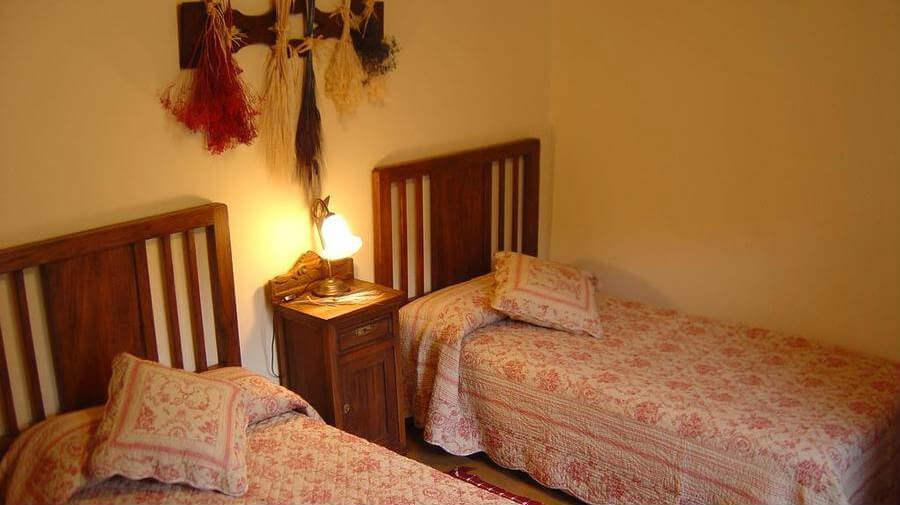 Casas de Outeiro, Samos, Lugo - Camino Francés :: Alojamientos del Camino de Santiago