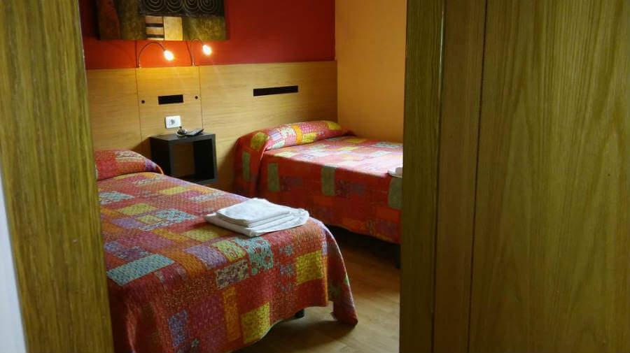 Hostal-Mesón Vilasante, Triacastela, Lugo - Camino Francés :: Alojamientos del Camino de Santiago