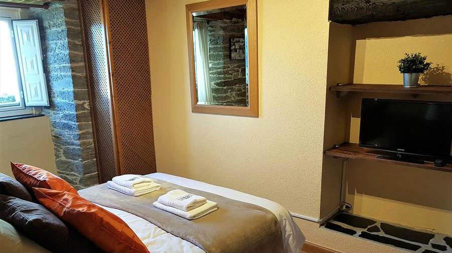 Hostal Aqua Rooms Sarria, Sarria - Camino Francés :: Alojamientos del Camino de Santiago