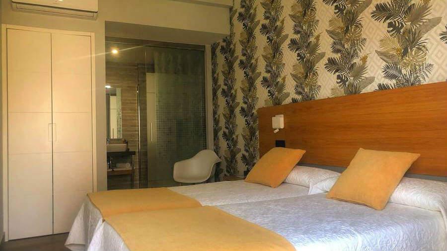 Hostal Casa do Maestro, Portomarín, Lugo - Camino Francés :: Alojamientos del Camino de Santiago