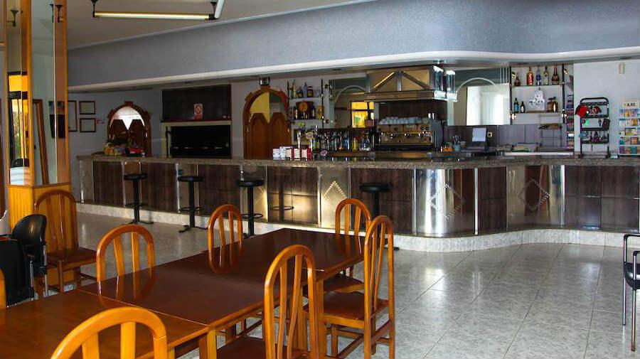 Hostal Los Dos Alemanes, O Coto, Lugo - Camino Francés :: Alojamientos del Camino de Santiago