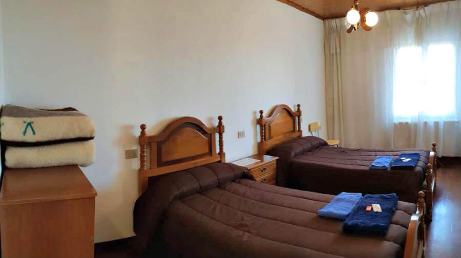 Hostal Santa María do Poio, Alto do Poio, Lugo - Camino Francés :: Alojamientos del Camino de Santiago