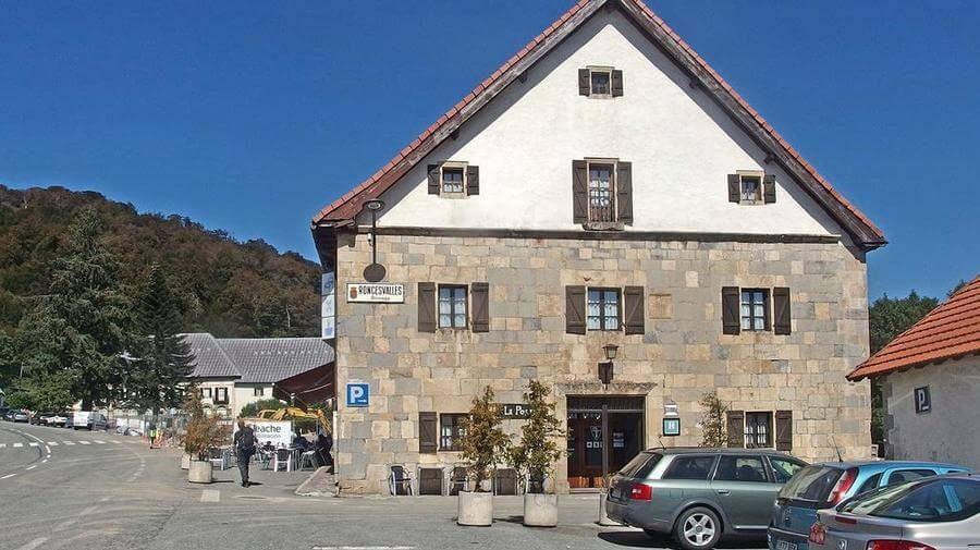 Hostal La Posada de Roncesvalles, Roncesvalles, Navarra - Camino Francés :: Alojamientos del Camino de Santiago
