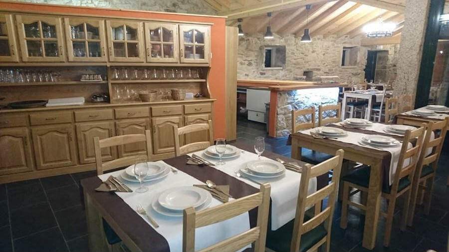 Hostería Calixtino, Os Valos, Lugo - Camino Francés :: Alojamientos del Camino de Santiago