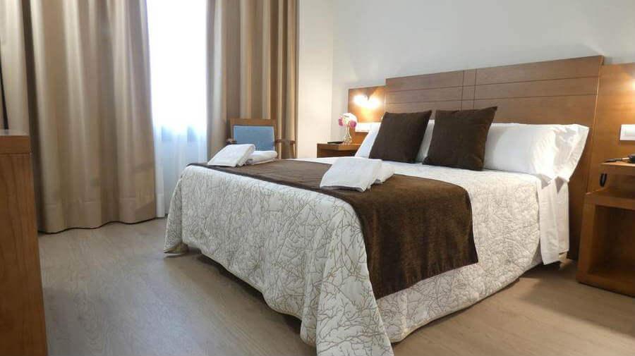 Hotel Arzúa, Arzúa, La Coruña - Camino Francés :: alojamientos del Camino de Santiago