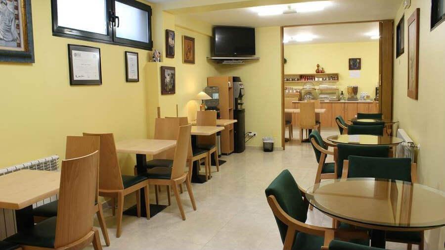 Hotel Casa Benilde, Palas de Rei, Lugo - Camino Francés :: Alojamientos del Camino de Santiago
