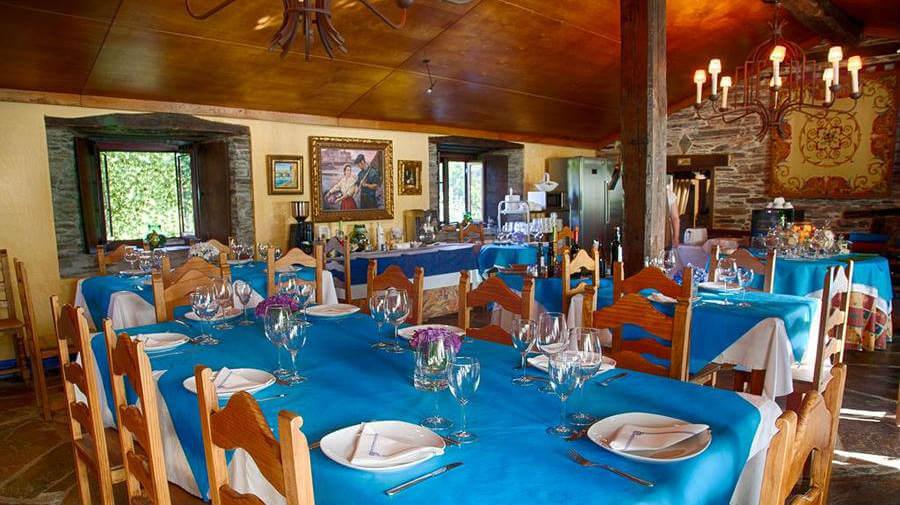 Hotel Casa de Díaz, Gorolfe, Lugo - Camino Francés :: Alojamientos del Camino de Santiago