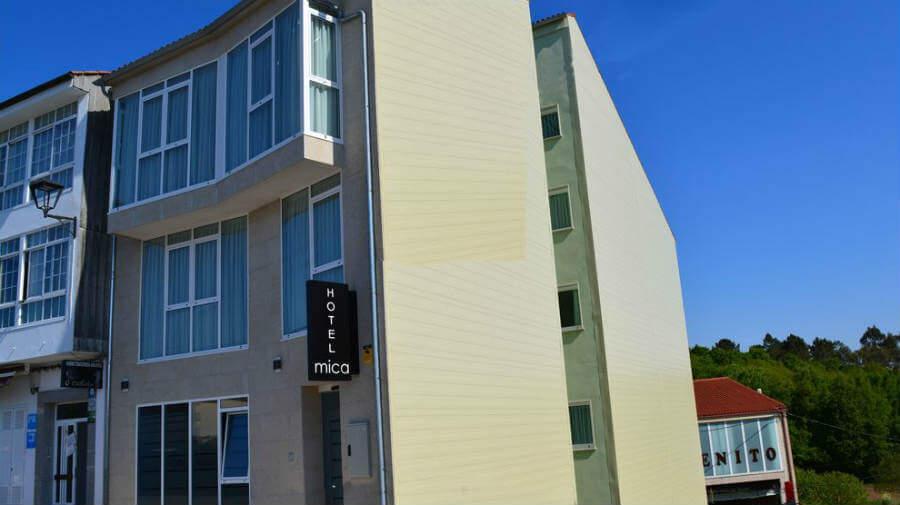 Hotel Mica, Palas de Rei, Lugo - Camino Francés :: Alojamientos del Camino de Santiago