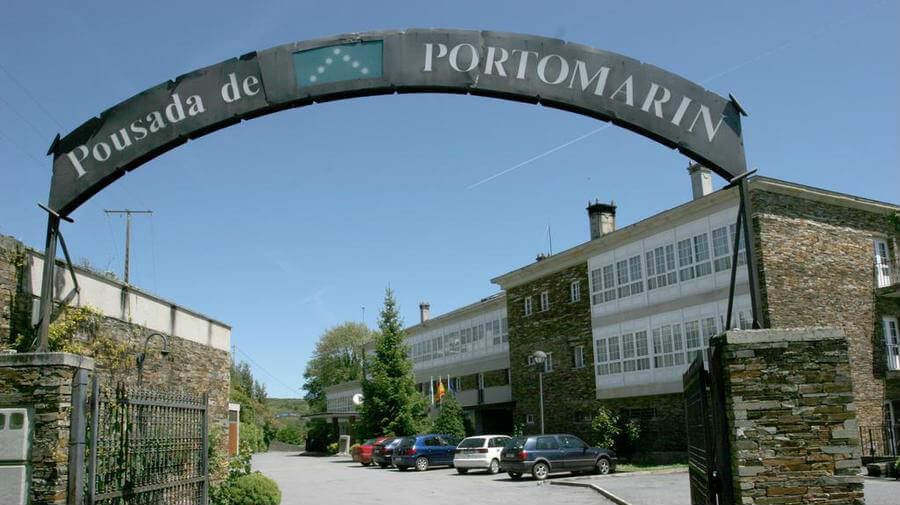 Hotel Pousada de Portomarín, Lugo - Camino Francés :: Alojamientos del Camino de Santiago