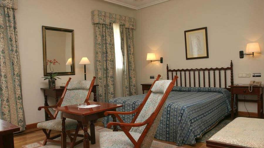Hotel Pousada de Portomarín, Lugo - Camino Francés :: Aloojamientos del Camino de Santiago