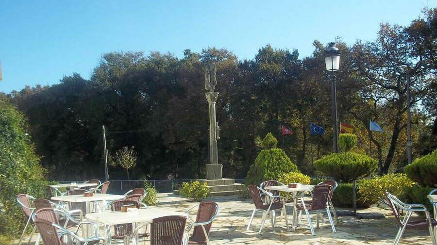 Hotel Suiza, Arzúa, La Coruña - Camino Francés :: Alojamientos del Camino de Santiago