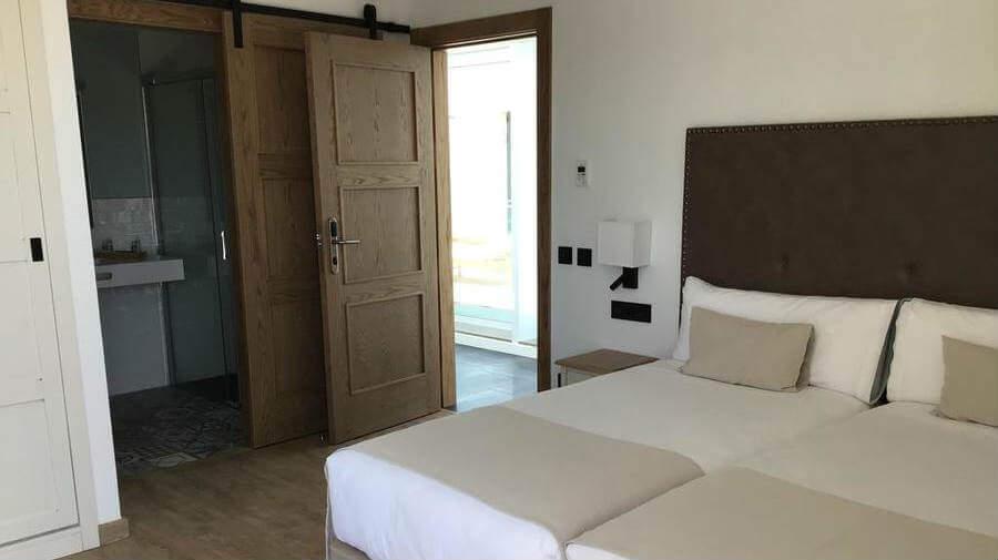 Hotel Vistalegre, Portomarín, Lugo - Camino Francés :: Alojamientos del Camino de Santiago
