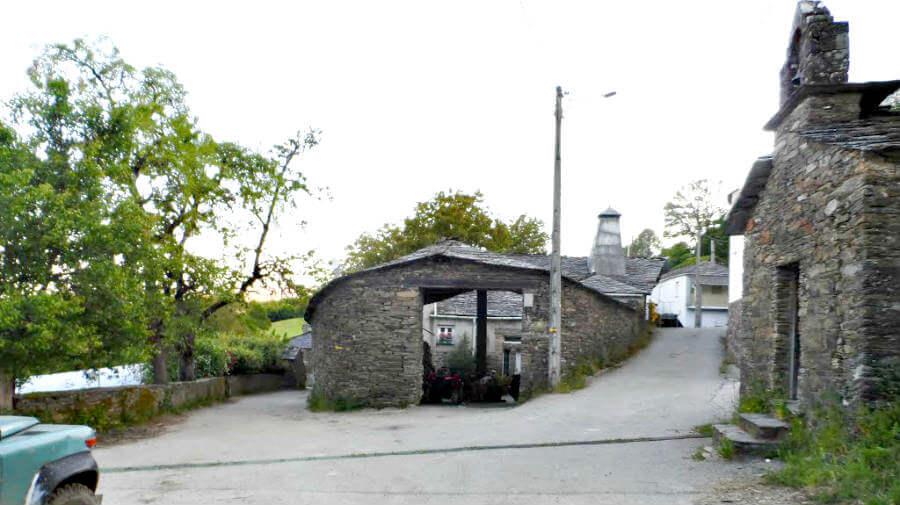 Pasantes (Triacastela), Lugo - Camino Francés :: Guía del Camino de Santiago