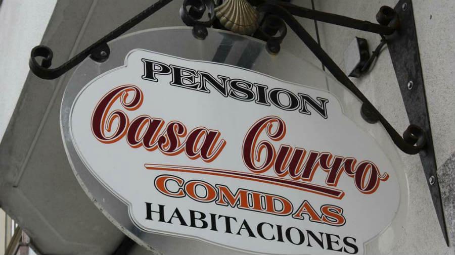 Pensión Casa Curro, Palas de Rei, Lugo - Camino Francés :: Alojamientos del Camino de Santiago