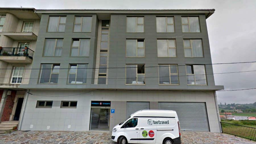 Pensión A Fonda do Norte, Arzúa, La Coruña - Camino Francés :: Alojamientos del Camino de Santiago