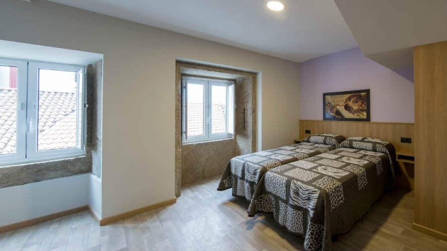 Pensión A Fonte, Palas de Rei, Lugo - Camino Francés :: Alojamientos del Camino de Santiago