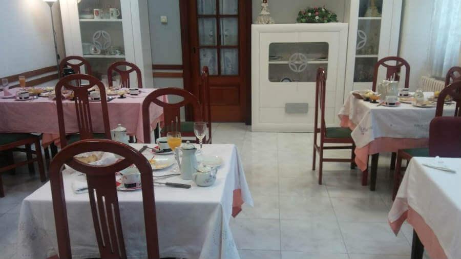 Pensión Casa Frade, Arzúa, La Coruña - Camino Francés :: Alojamientos del Camino de Santiago