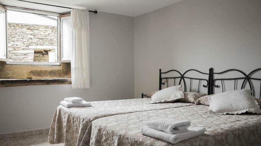 Pensión Casa Maruja, Castromaior - Camino Francés :: Alojamientos del Camino de Santiago