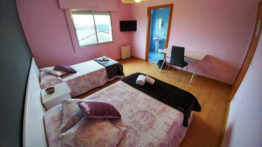 Pensión Casa Tía Teresa, Salceda, La Coruña - Camino Francés :: Alojamientos del Camino de Santiago