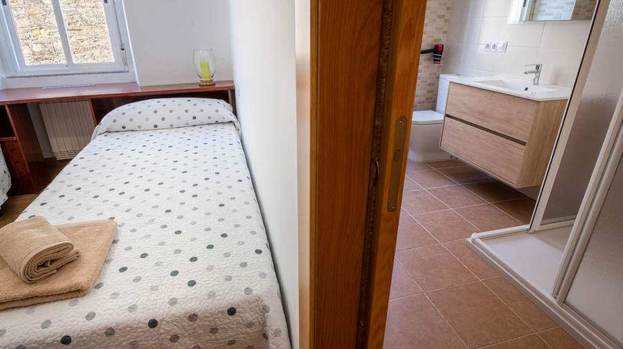Pensión Casa do Gallo, Sarria - Camino Francés :: Alojamientos del Camino de Santiago