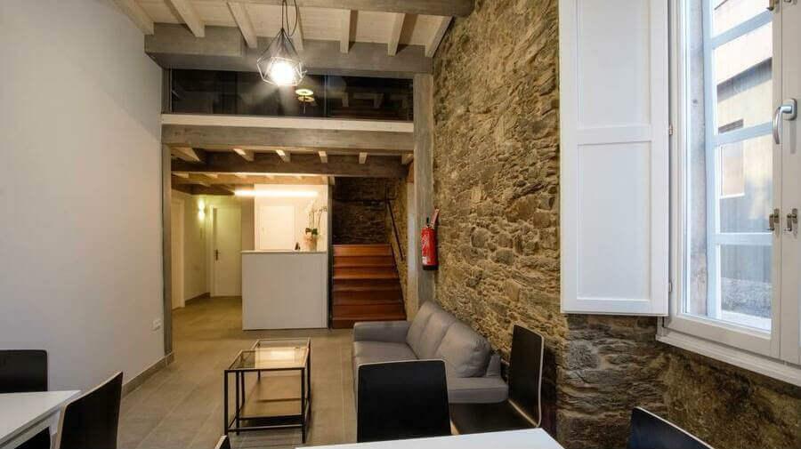 Pensión Domus Gallery, Arzúa, La Coruña - Camino Francés :: Alojamientos del Camino de Santiago