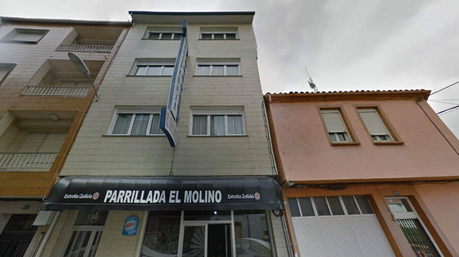 Pensión El Molino, Melide, La Coruña - Camino Francés :: Alojamientos del Camino de Santiago