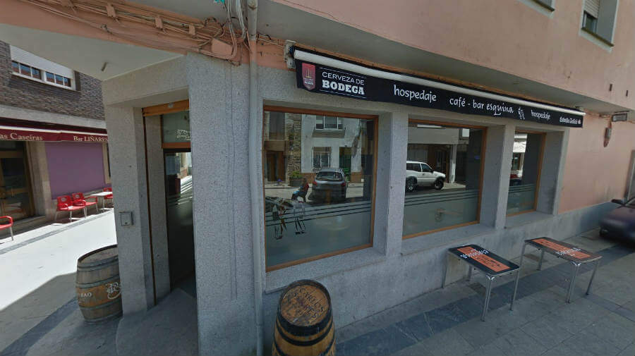 Pensión Esquina, Melide, La Coruña - Camino Francés :: Alojamientos del Camino de Santiago