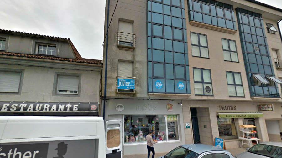 Pensión Javier Pedrouzo, O Pedrouzo, La Coruña - Camino Francés :: Alojamientos del Camino de Santiago