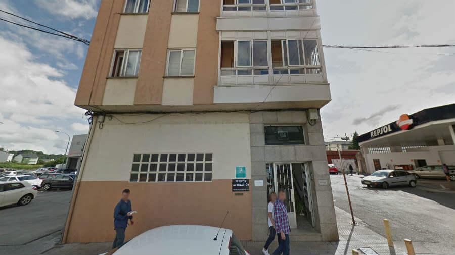 Pensión La Estación, Sarria - Camino Francés :: Alojamientos del Camino de Santiago