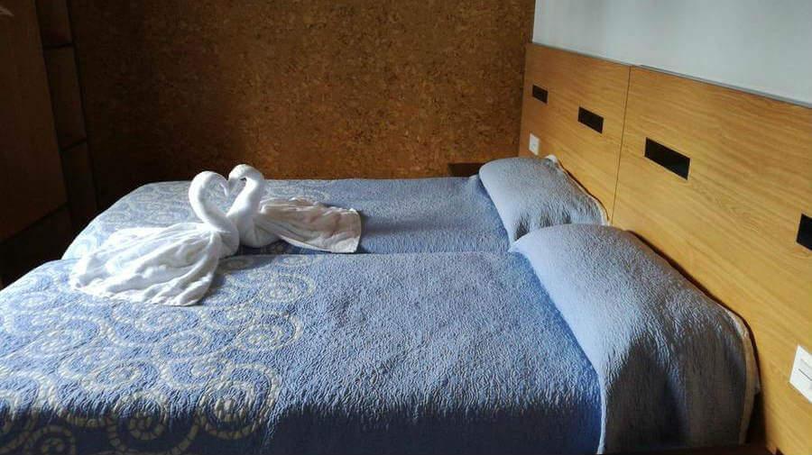 Pensión Mar, Portomarín, Lugo - Camino Francés :: Alojamientos del Camino de Santiago