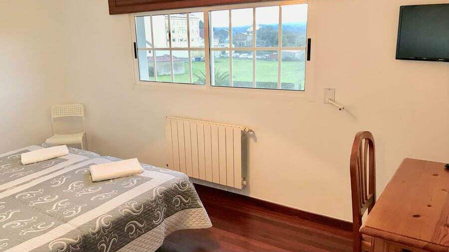 Pensión Maruja, O Pedrouzo, La Coruña - Camino Francés :: Alojamientos del Camino de Santiago